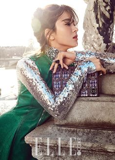 Song Hye Kyo Ravishing in Paris for Elle Korea and Starts Filming Descendants of the Sun with Song Joong Ki | A Koala's Playground