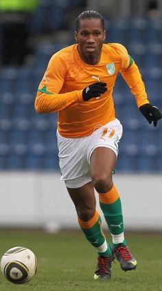 Didier Drogba - Ivory Coast National Team