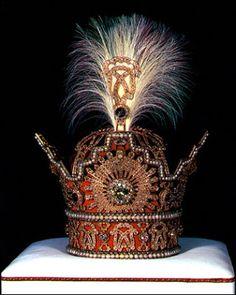 Corona Pahlavi, Irán.