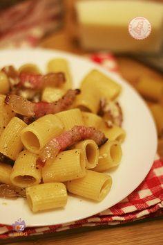 PASTA ALLA GRICIA ricetta romana primo piatto