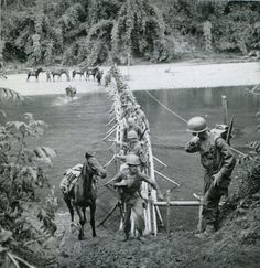 "This Day in WWII History: Feb 24, 1944: ""Merrill's Marauders"" hit Burma"