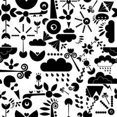 Estampa criada para meu portfólio: glepericinotto.wix.com/designer