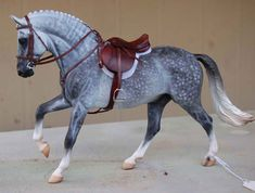 Gallery of Miniature Tack Items crafted by various artisans. Horse Gear, Horse Tack, Bryer Horses, Coat Patterns, Saddles, Equestrian, Horse Accessories, Horse Stuff, Dream Life