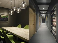 Design studio H2E designed an interior that goes hand in hand with the specific way in which the bank in Latvia serves its customers. Visit City Lighting Products! https://www.linkedin.com/company/city-lighting-products