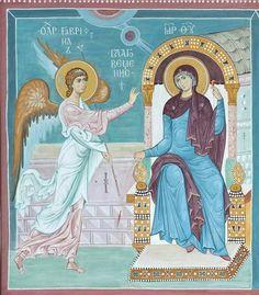 """ΜΡ.ΘΥ__Παναγία  """"Ευαγγελισμός της Υπεραγίας Θεοτόκου__march 25"""