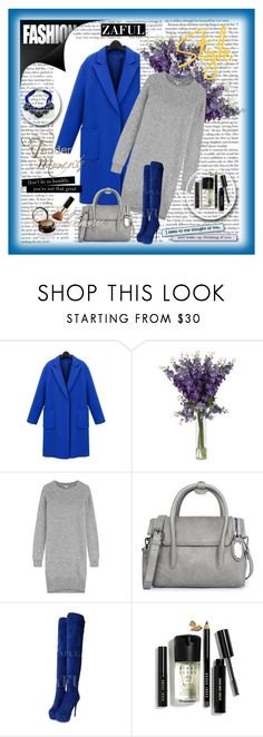"""""""zaful.com lkid=5695 (90)"""" by mell-2405 ❤ liked on Polyvore featuring Nearly Natural, Kenzo, Bobbi Brown Cosmetics, SHOUROUK and Elizabeth Arden"""