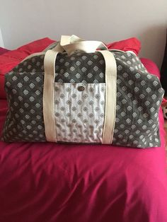 Sac Lunch, Duffle, Blog Couture, Gym Bag, Quilts, Bags, Diy, Totes, Patterns