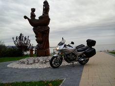 YAMAHA XJ600S Diversion 1991 - Lake Balaton