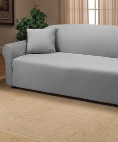 Another great find on #zulily! Gray Furniture Protector #zulilyfinds