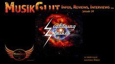 Lightning Strikes - Review | Musikglut 36 - http://a.fotoglut.de/goxpM