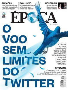 Edição 845 - O voo sem limites do Twitter - http://epoca.globo.com/ideias/noticia/2014/08/bforcab-do-twitter-trecho.html