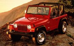 Jeep Wrangler 1997 HD Widescreen Wallpapers Car