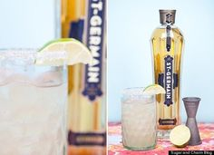 If you're a fan of cocktails, you've definitely come across some mixed with Saint Germain liqueur. And if you tried these mixed drinks, you're aware of this liqueur's bright and fragrant flavor.