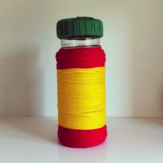 :) Recycled Bottles, Drink Sleeves, Recycling, Jar, Recycle Bottles, Recyle, Jars, Repurpose, Upcycle