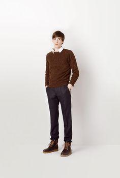 APC crewneck pullover