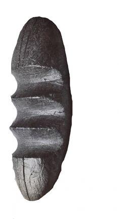 Stone Polisher. Near Eastern Epipaleolithic / Natufian.