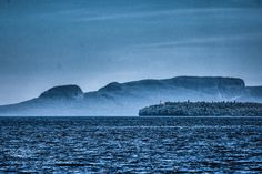 Sleeping Giant - Thunder Bay Ontario by KWPashuk