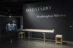 Objeto para performance, obra de Washington Silvera