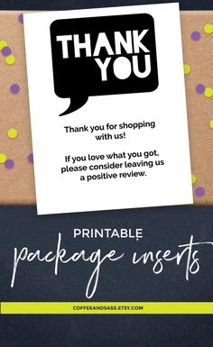 You searched for thank you notes for customer appreciation - Invitations Templates Printable Thank You Cards, Thank You Tags, Business Thank You Notes, Thank You Customers, Purchase Card, Thank You Card Design, Thanks Card, Thank You Postcards, Customer Appreciation