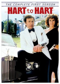 Hart to Hart (TV Series Robert Wagner, Stephanie Powers V Drama, Drama Film, Tv Sendungen, Mejores Series Tv, Cinema Tv, Old Shows, Great Tv Shows, Vintage Tv, Tv Shows
