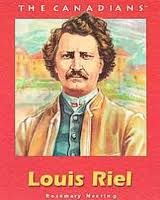 "Metis leader Louis Riel was hanged in 1885 for treason after leading a rebellion. Today, that opinion has changed and many consider this man to be the ""Father of Manitoba""."