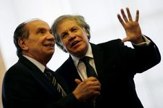 #world #news  Brazil, OAS chief raise diplomatic pressure for Venezuela vote