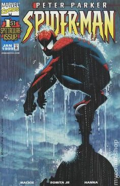 Peter Parker Spider-Man (1999) 1DF