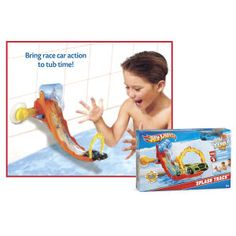 Hot Wheels Tub Tracks Set - Educational Toys, Specialty Toys & Games - Creative, Award Winning for Science, Math and More | Young Explorers