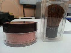 maquiagem maybelline blush pure mineral - 521211 | enjoei :p