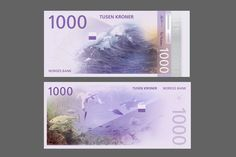 Norway's Ambitious New Banknotes