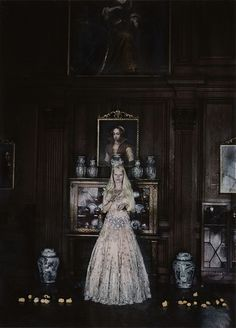 Katie Eleanor - Opal's heart, a vacant song #baroque