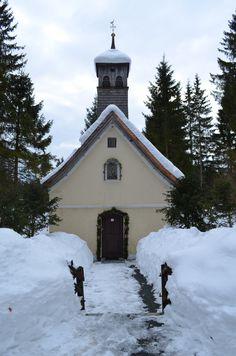 Kössen, Anna Kapelle (Kitzbühel) Tirol AUT
