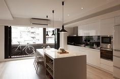 Partidesign | Longjiang Road House by Hey!Cheese , via Behance