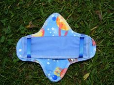 View details for the project Reusable, Washable Cloth Menstrual Pads on BurdaStyle.