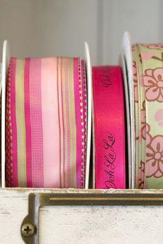 ✿ pretty ribbons