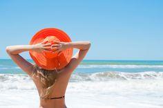 proteggere i capelli al mare