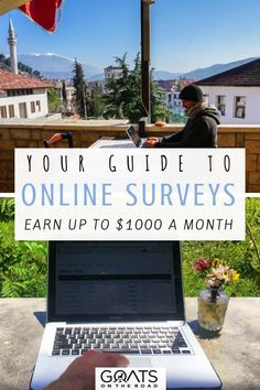 Paid Online Surveys: The Best Companies (That You Can Actually Trust) - Goats On The Road Online Surveys That Pay, Best Online Jobs, Online Work, Best Blogs, Best Sites, Work Abroad, Job Work, How To Get Rich, Good Company