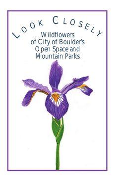 Boulder, CO native plants