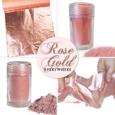 ROSE GOLD EVERYWHERE!!  The rose gold trend has taken the world by storm, from jewellery to cell phones, hair color and of corse right through to cakes! Introducing a full Rose gold product range to compliment all your cake decorating needs! Metallic leaf, Lustres, diamond lustres and of corse our new revolutionary EDIBLE FABRIC- all available in Rose gold! http://www.crystalcandy.co.za/mailer/4rosegold/4rosegold.html