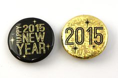 New Year's Buttons, 2015 Button Ideas Favorite Holiday, Special Day, How To Memorize Things, Pinback Buttons, Prints, Festive, Ideas, Thoughts