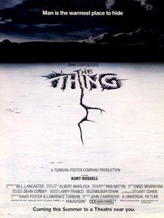 La cosa (El enigma de otro mundo) (1982) - FilmAffinity