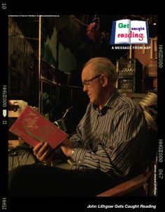 Get Caught Reading -john lithgow