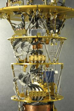 "Say hello to Quantum Computing for realz ""they would interact with their usual computer, while certain aspects would be handed over to the quantum computer"""