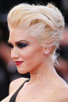 Gwen Stefani Updo!