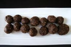 What you'll need: 10 Figs (stalks removed) 1 teaspoon fresh Ginger ¼ cup Carob  What to do: Blend and make into balls Keep in fridge or airtight container Kemi NekvapilRaw food advocate Kemi Nekvapil has become one of Australia's most popular advisors on eating raw foods [...]