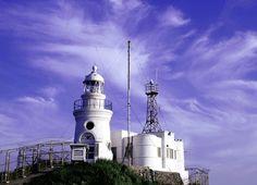 Hongdo lighthouse [1906 - Hongdo Island, Geoje Island, South Korea]