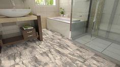 Kronoswiss Mega Tile Sydney Waterproof Laminate Flooring