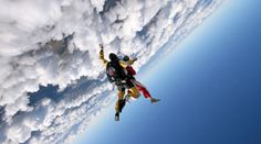 Skydiving Cool Sport