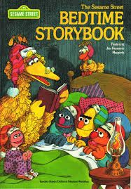 My sister and I had a very large collection of Sesame Street books and we liked when our mother read these to us because the pictures always intrigued us.