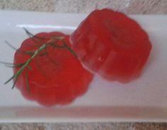 Jabón de fresas
